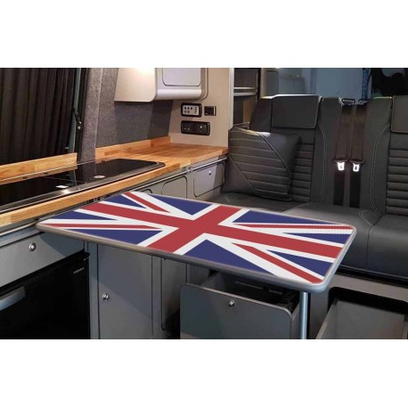 UNION JACK RECTANGULAR TABLE
