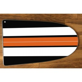 Bodyboard shaped table