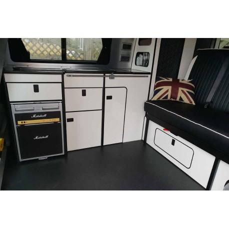 Personalised fridge front