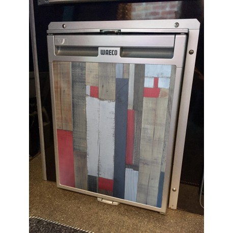 Melamine Laminate Fridge front