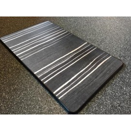 Melamine faced rectangle table