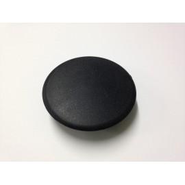 Redwood floor base cap